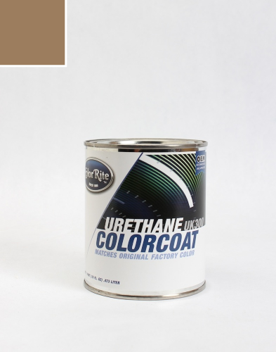 ColorRite Pint Oldsmobile All Automotive Touch-up Paint - Antique Briar Irid. 78 (1971) - Color-Only Package