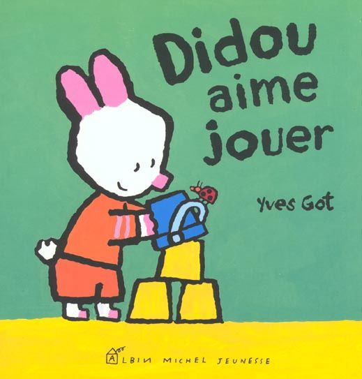Louie loves playing - Didou aime jouer