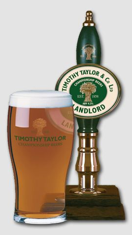 TTL (Timothy Taylor Landlord) - an award winning classic pale ale from Yorkshire