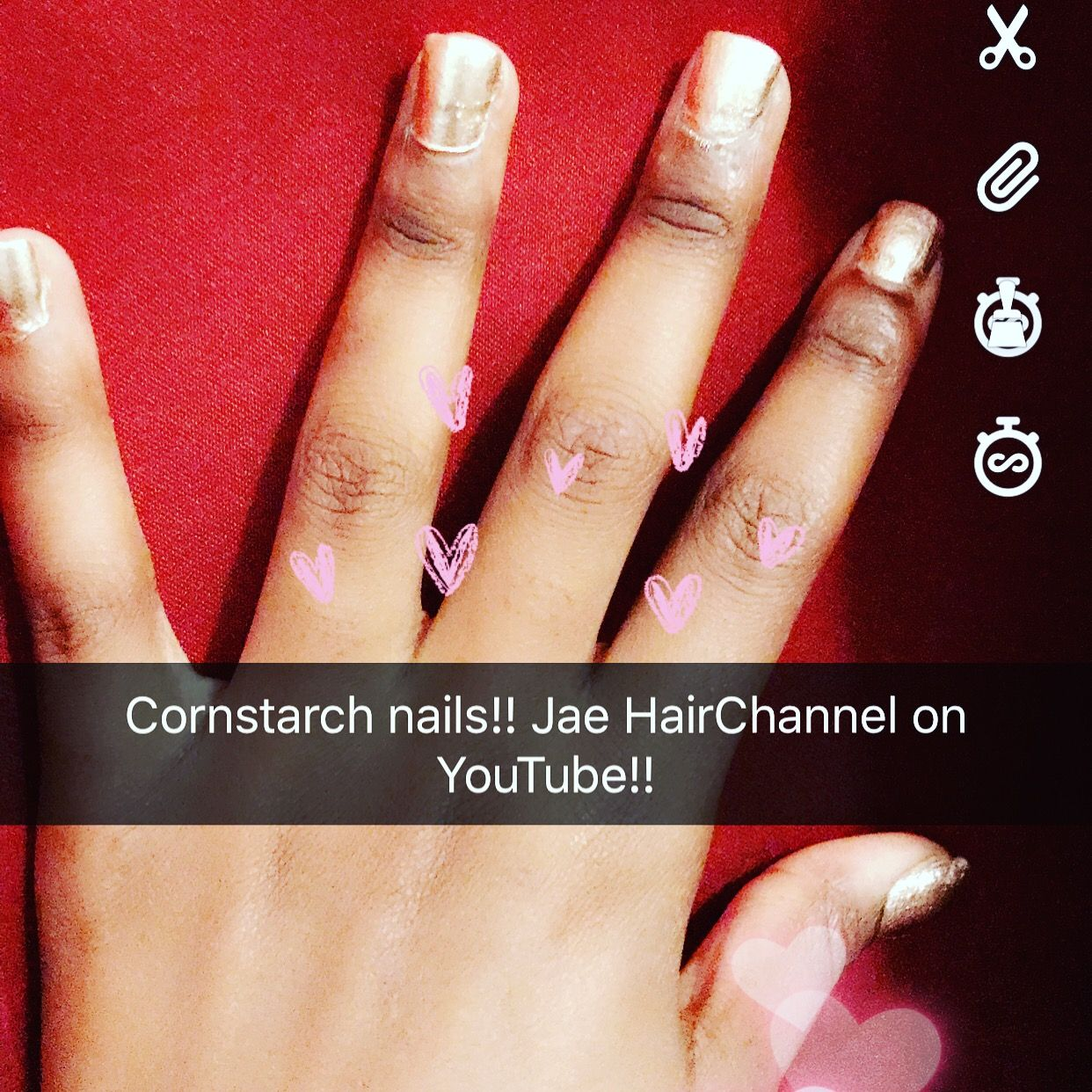 Cornstarch nails save yourself some money ladies check it out on jae cornstarch nails save yourself some money ladies check it out on jae hairchannel solutioingenieria Images