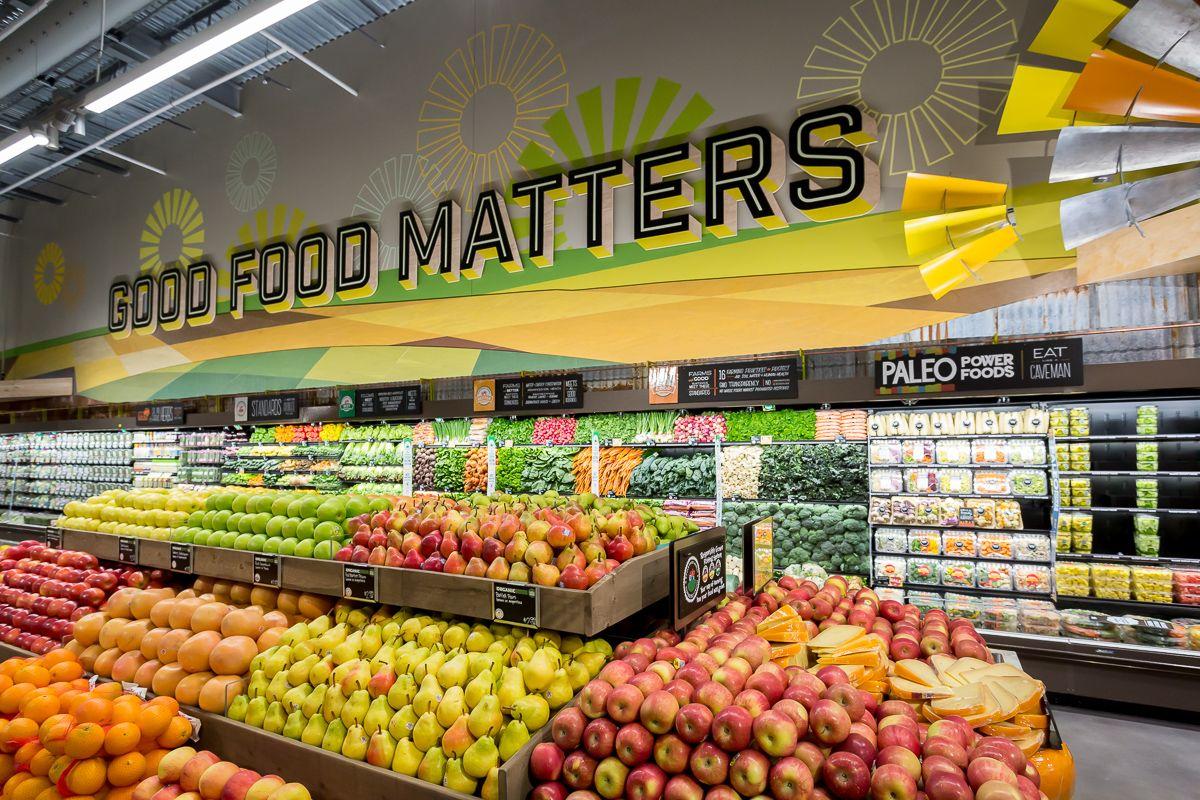 Whole Foods Market Olathe Fruterias Tiendas Supermercado