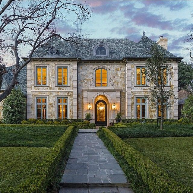 Luxury Stone Homes: Pin By Kim Lightfoot On Home For The Memories