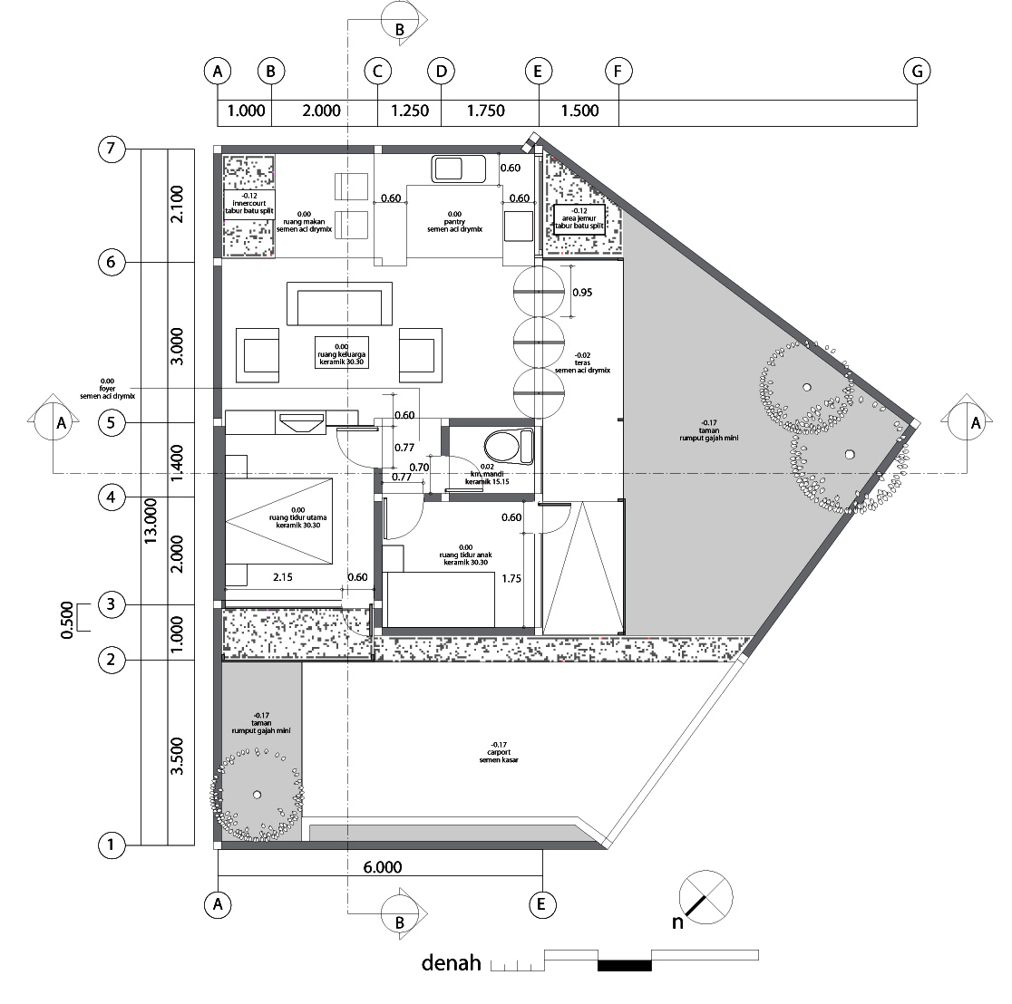 Gallery Of Sandar House Atelier Riri 15 Site Plan House Plans Architecture Photography