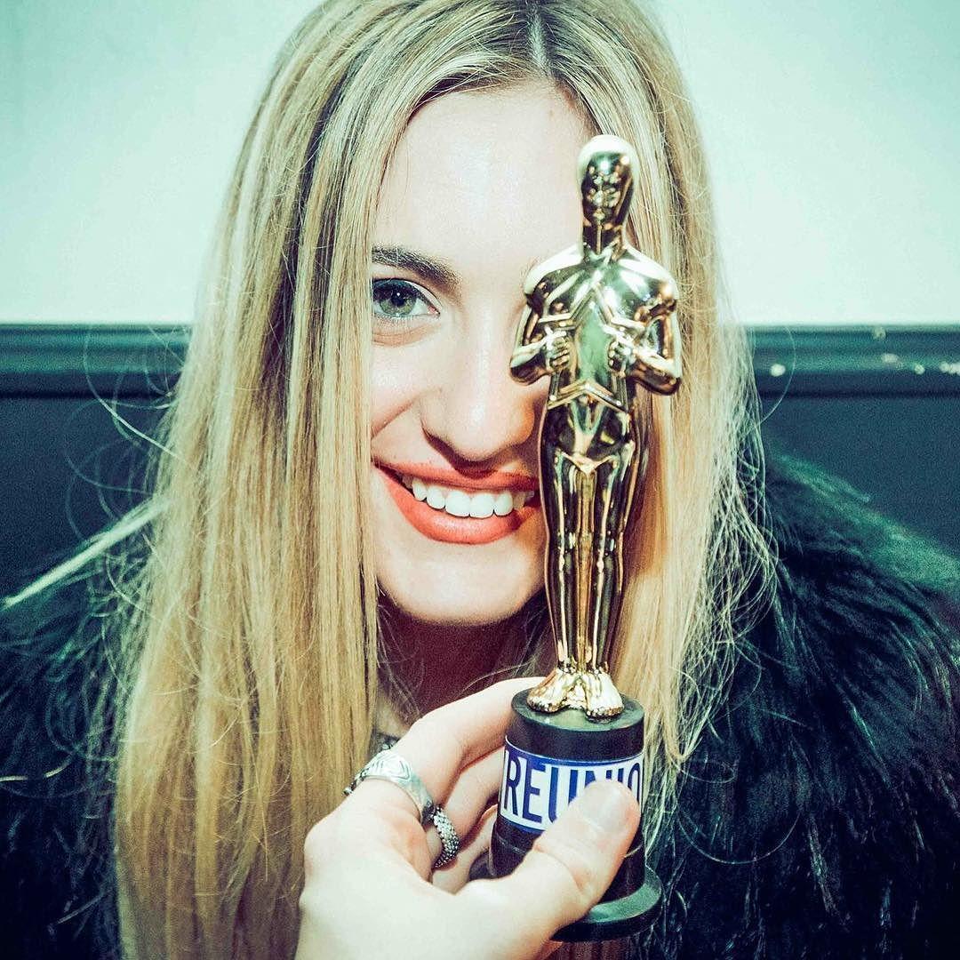 LA REUNION  OSCAR MIGLIOR PRESENZA FEMMINILE  #lareunion #ioodiolareunion #winner #oscar #primadileo #best #man #girl #award #gala #night #party by ioodiolareunion