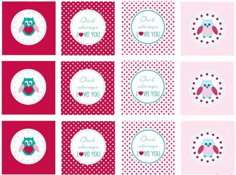 free valentines day party printables from mirabelle creations