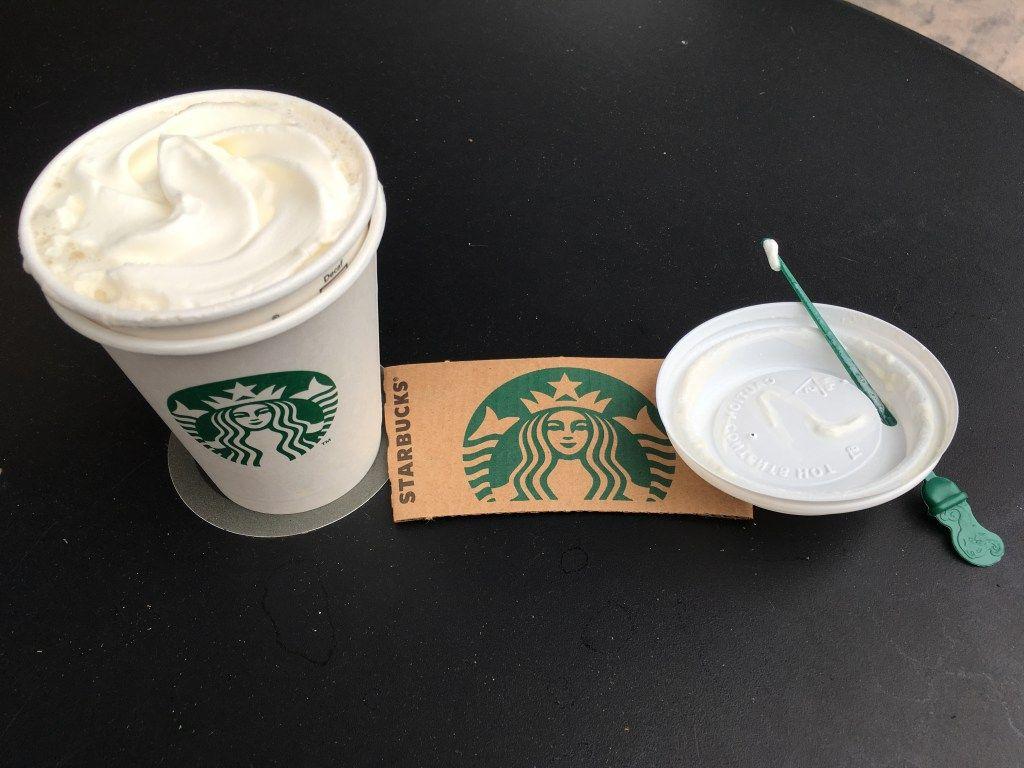 Low Carb Starbucks White Chocolate Mocha Low carb