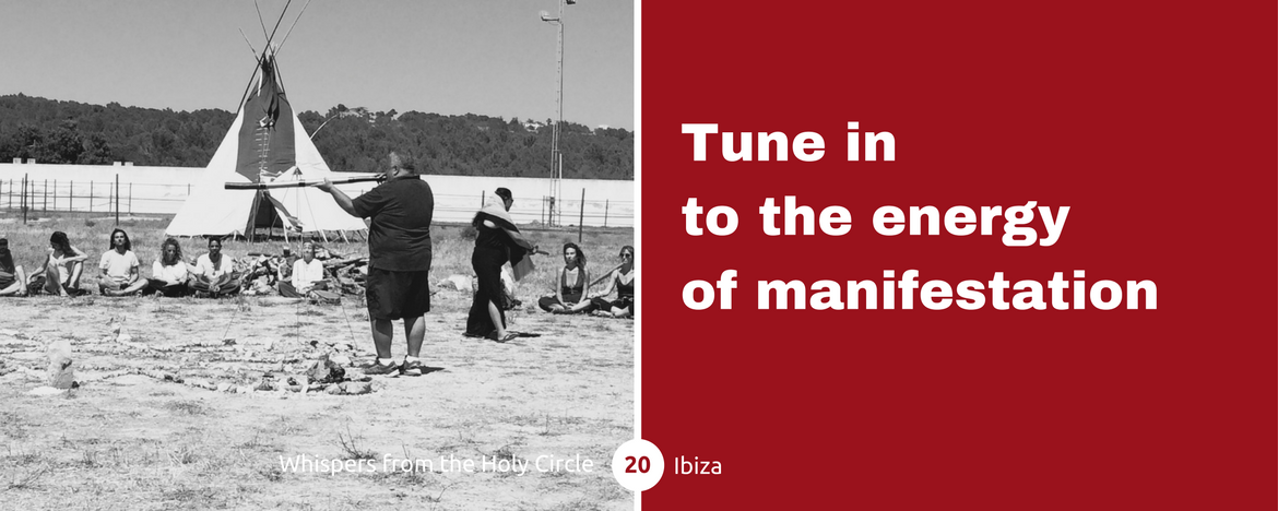 [Whisper] Tune in to  the energy of manifestation #channeling #ibiza