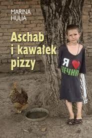 Ok?adka ksi??ki Aschab i kawa?ek pizzy