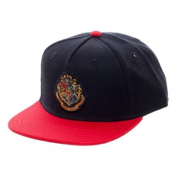 reputable site 2c9fc acf38 Harry Potter Hogwarts Logo YOUTH Snapback Cap Hat NEW Kids