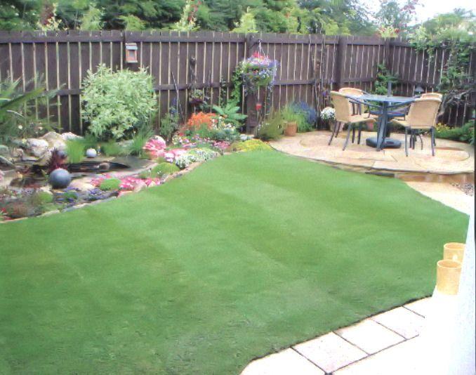 example garden designs - Google Search | Backyard garden ...