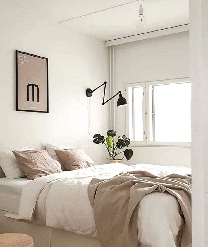 Master Bedroom Decor Ideas , A Good Off White Or Beige