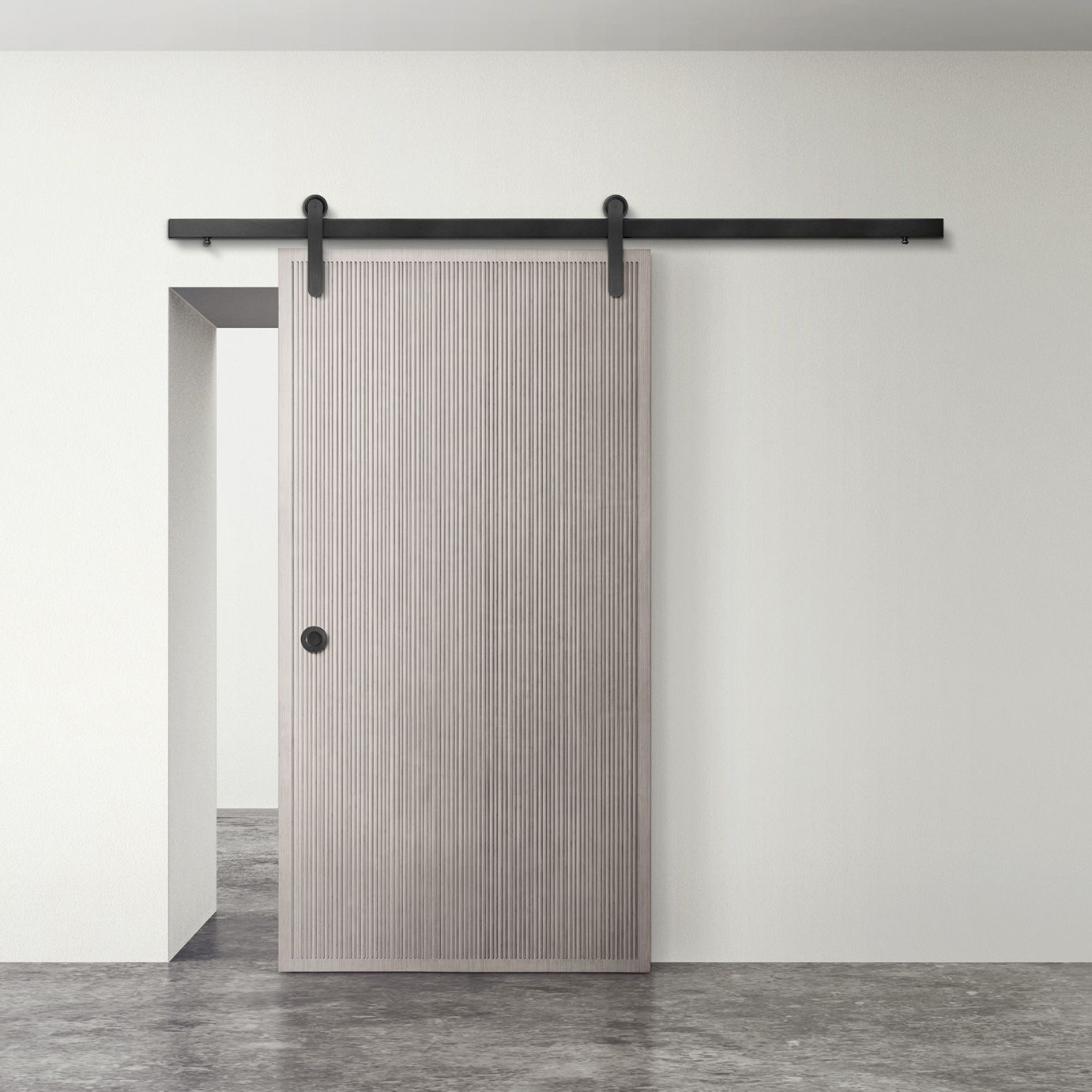 Krownlab Teamed Up With Smith Fong To Create Plyboodoors A Line Of Highly Customizable Completely One Of A Kin Doors Sliding Door Hardware Barn Doors Sliding