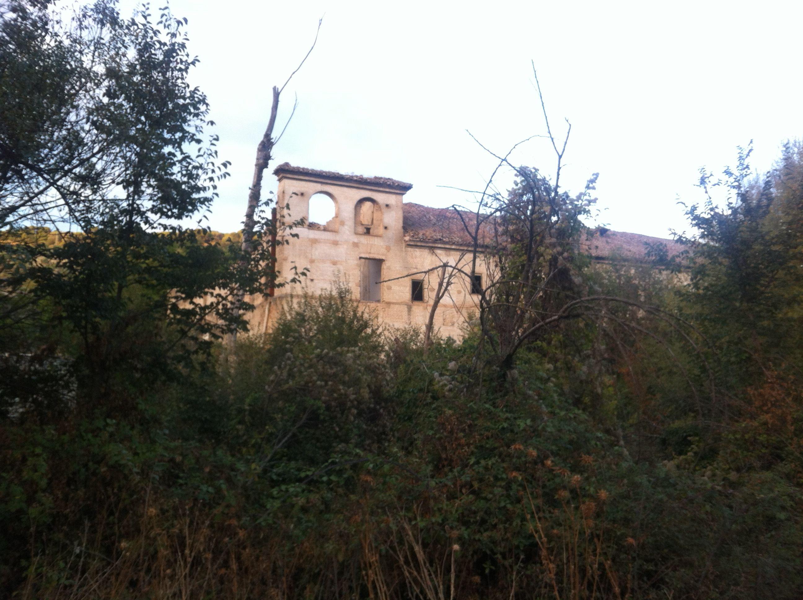 Jesús del Valle, edificio sin uso patrimonio que se pierde.