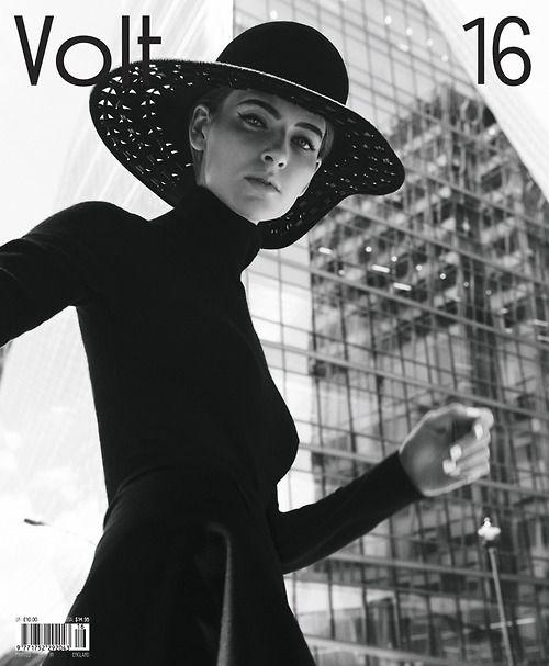 magazinewall:  Volt (London, UK)