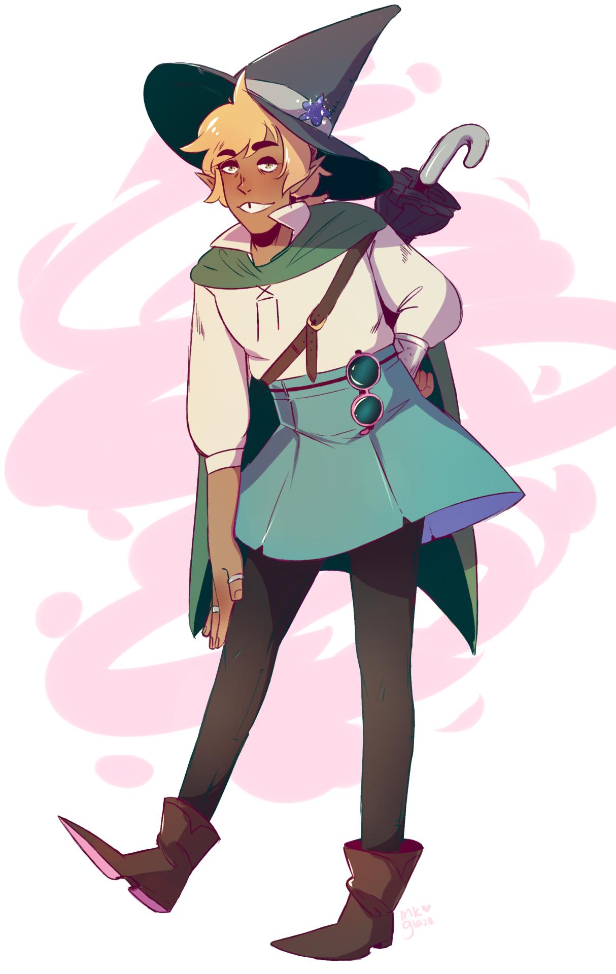 Good Good Magic Boy Taako The Adventure Zone Pinterest