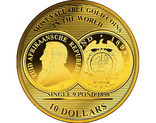 Goldmünzen Salomonen 2017 Die Wertvollsten Münzen Mdm Deutsche