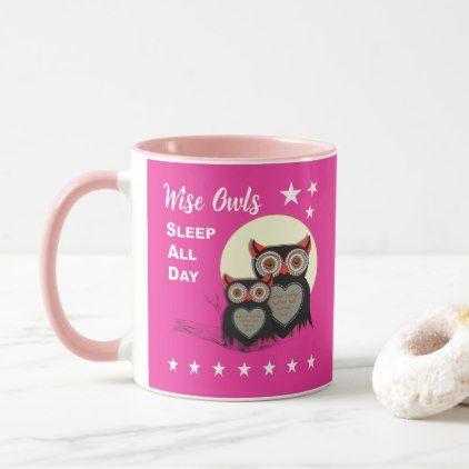 Owl lovers super cute funny personalized mug love quote quotes owl lovers super cute funny personalized mug love quote quotes gift idea diy special design negle Choice Image