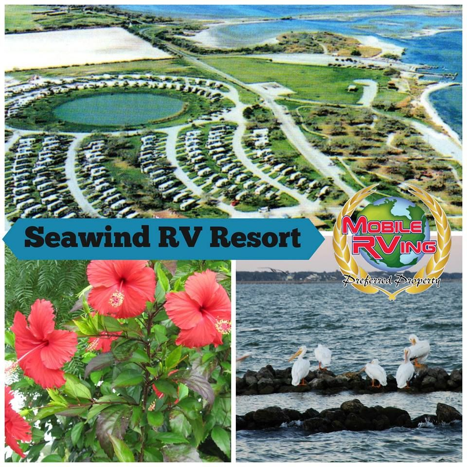 Kleberg County In South Texas Is Where The Beautiful SeaWind RV Resort Located