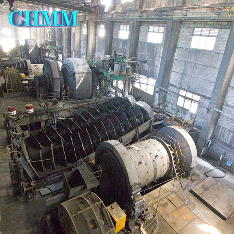 Gold Iron Copper Ore Stone Grinding Ball Mill Machine High