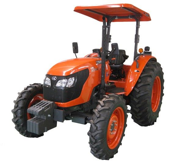 Kubota M704 Tractor Construction Plant Wiki The Classic