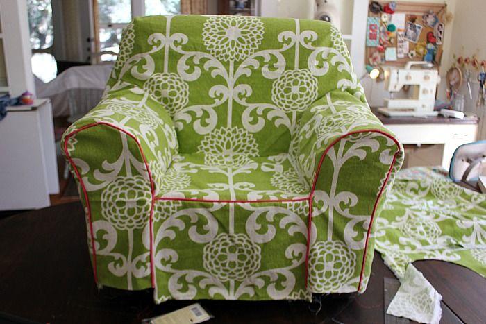 fauteuil 14 housse canap fundas para sillones forros para muebles et costura manualidades. Black Bedroom Furniture Sets. Home Design Ideas