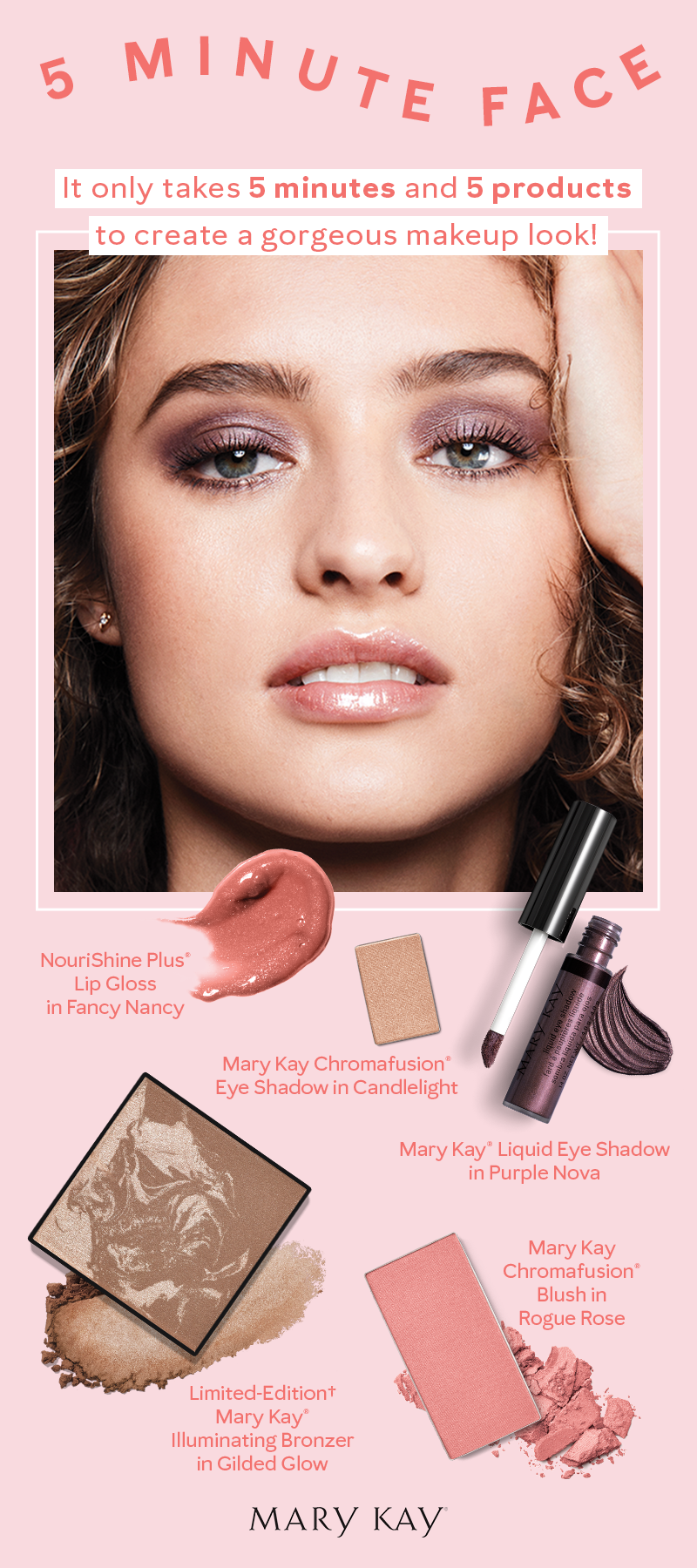 14 makeup Pink mary kay ideas