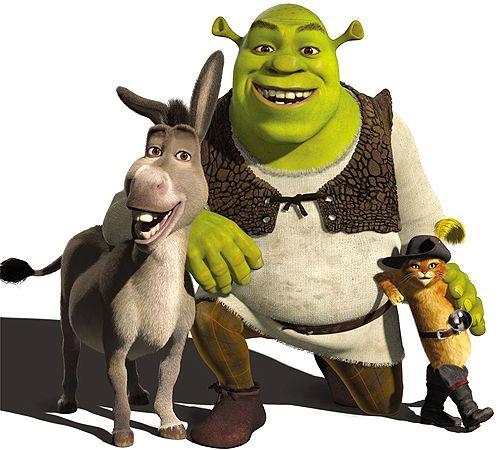 Shrek Photo Shrek And The Gang Shrek Donkey Shrek Cake Shrek