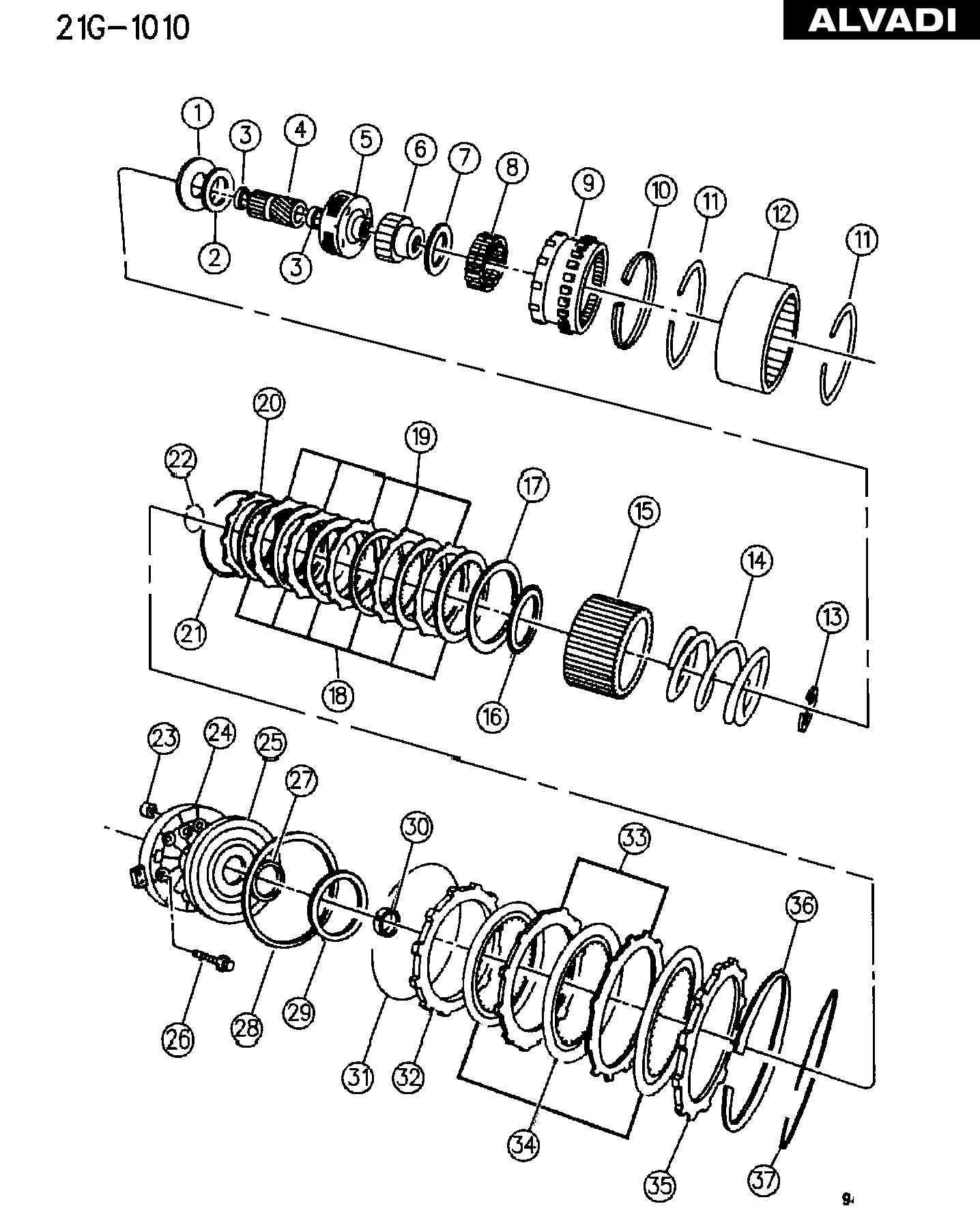 Clutch Diagram For A Manual Transmission In 2020 Manual Transmission Transmission Automatic Transmission