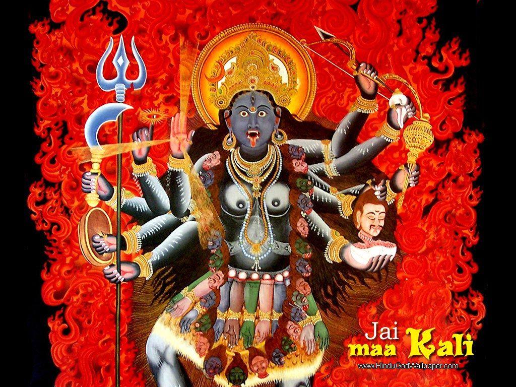 Wallpaper download karna hai - Free Download Maa Kaalika Wallpapers