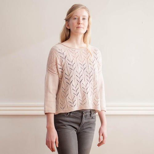 Quince & Co Danes Sweater