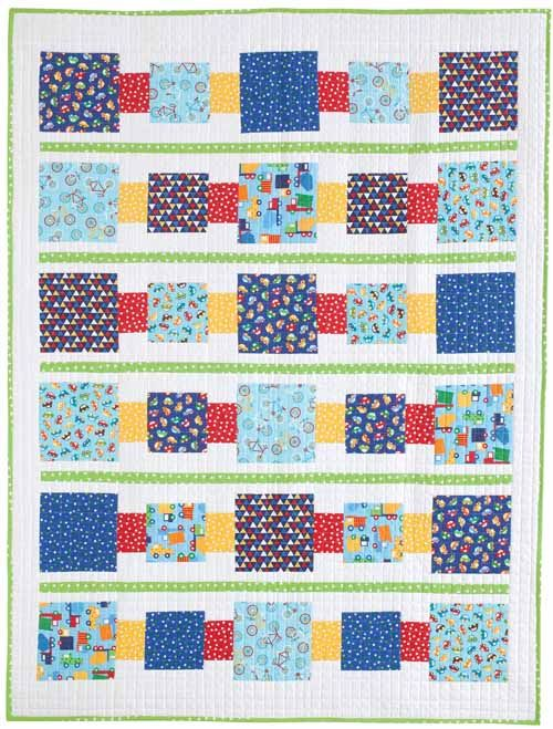 Block by Block Easy Quilt Kit..great for a charity quilt..so easy ... : easy quilts for kids - Adamdwight.com
