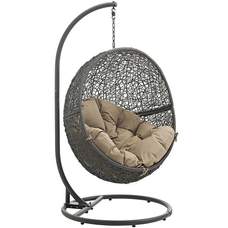 Ghost Outdoor Patio Swing Chair Židle
