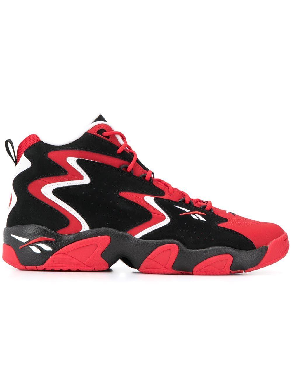 Mobius Og Sneakers In Red   Mens gym