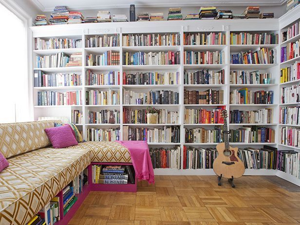 Home Library Images fall in love with hgtv's cutest home libraries (http://blog.hgtv