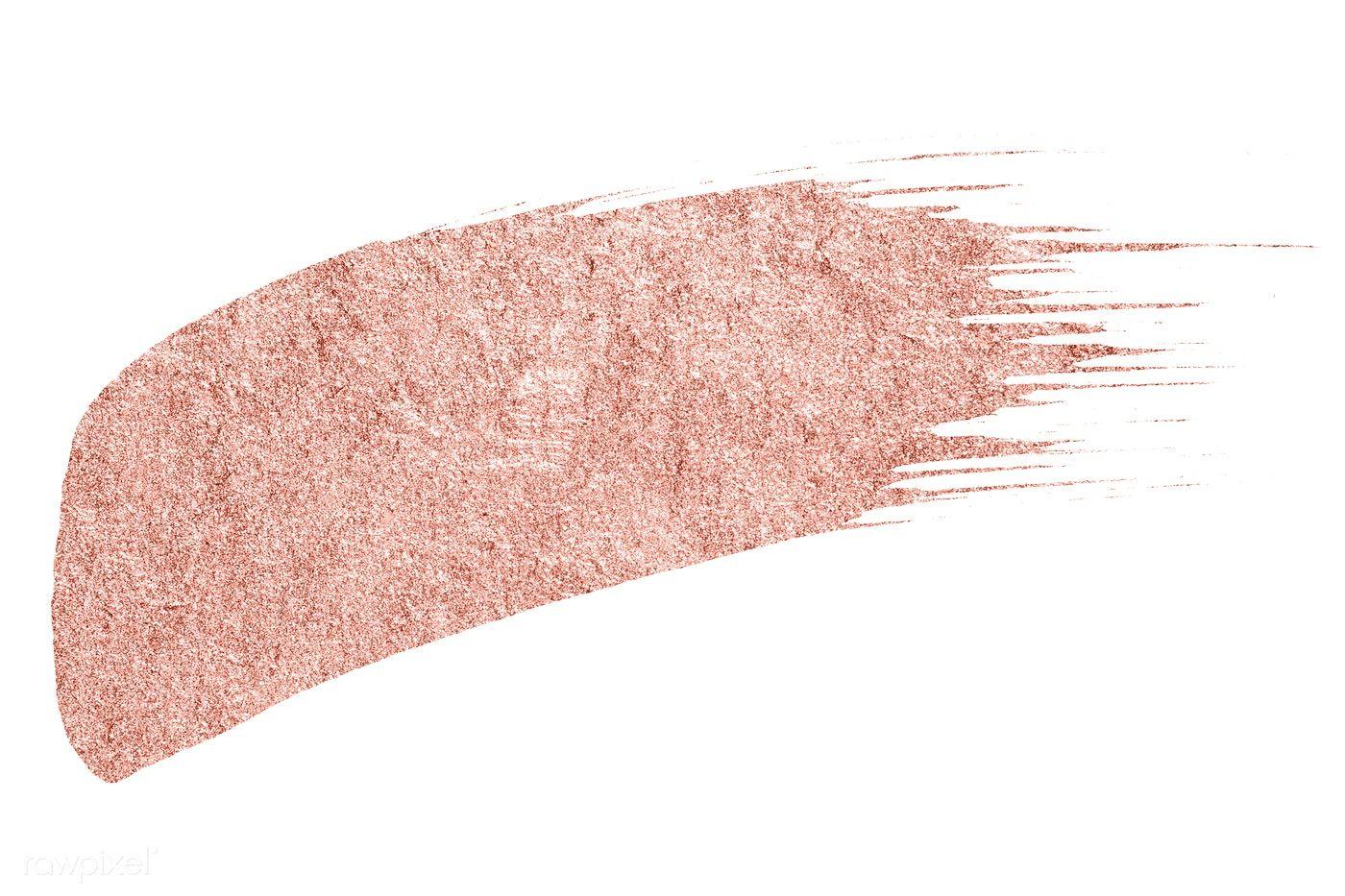 Download Premium Psd Of Festive Shimmery Pink Brush Stroke 552741 Pink Brushes Brush Strokes Sparkle Makeup