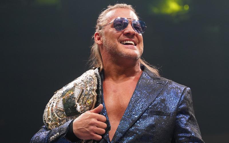 Chris Jericho Reveals How Much Longer He Intends On Wrestling Chris Jericho Jericho Wrestling Superstars
