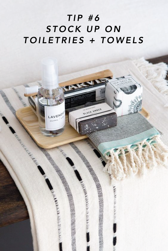 10 Tips For Holiday Guest Room Prep Design Crush Guest Room Essentials Holiday Guest Room Overnight Guests