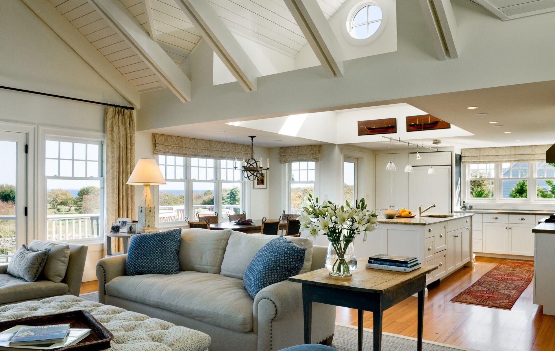 Hannaford Cove Residence, Cape Elizabeth, Maine | Whitten ...