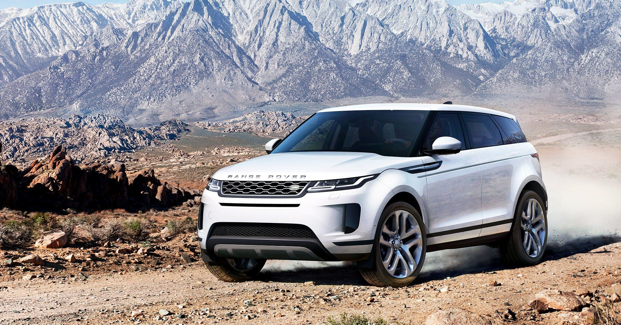 The Range Rover Evoque Is A Funny Sort Of Car The Sort Of Off