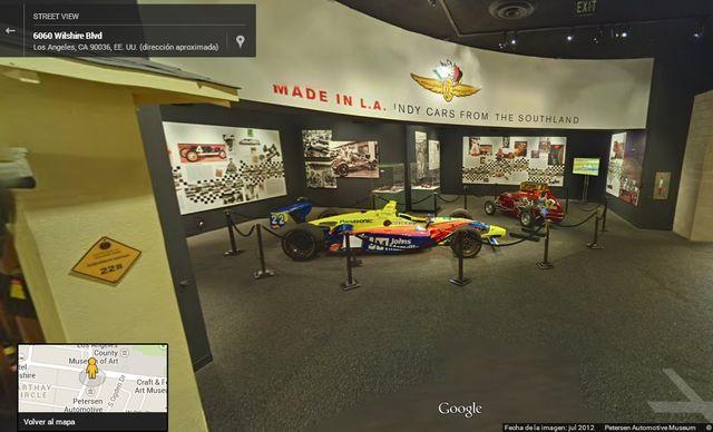 Una estupenda selección de aeropuertos, estaciones de tren y museos para visitar con la ayuda de Street View. Se geolocalizan en Google Maps.