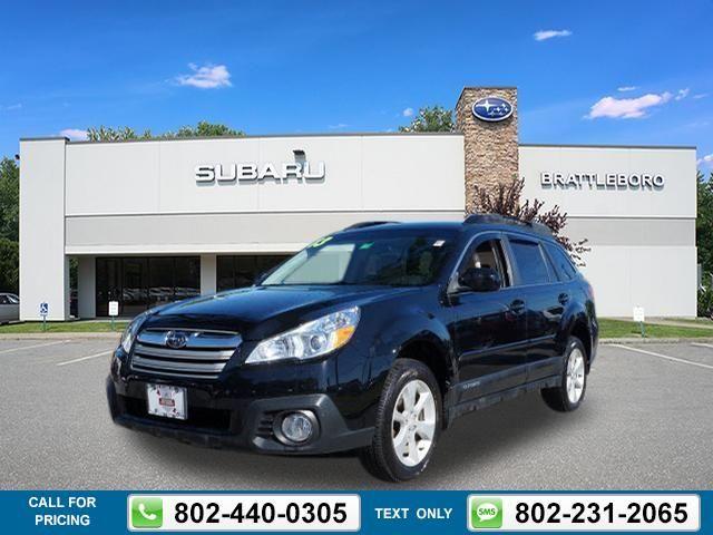 2013 Subaru Outback 25i Black 39k Miles 20993 39894 Miles 802 440