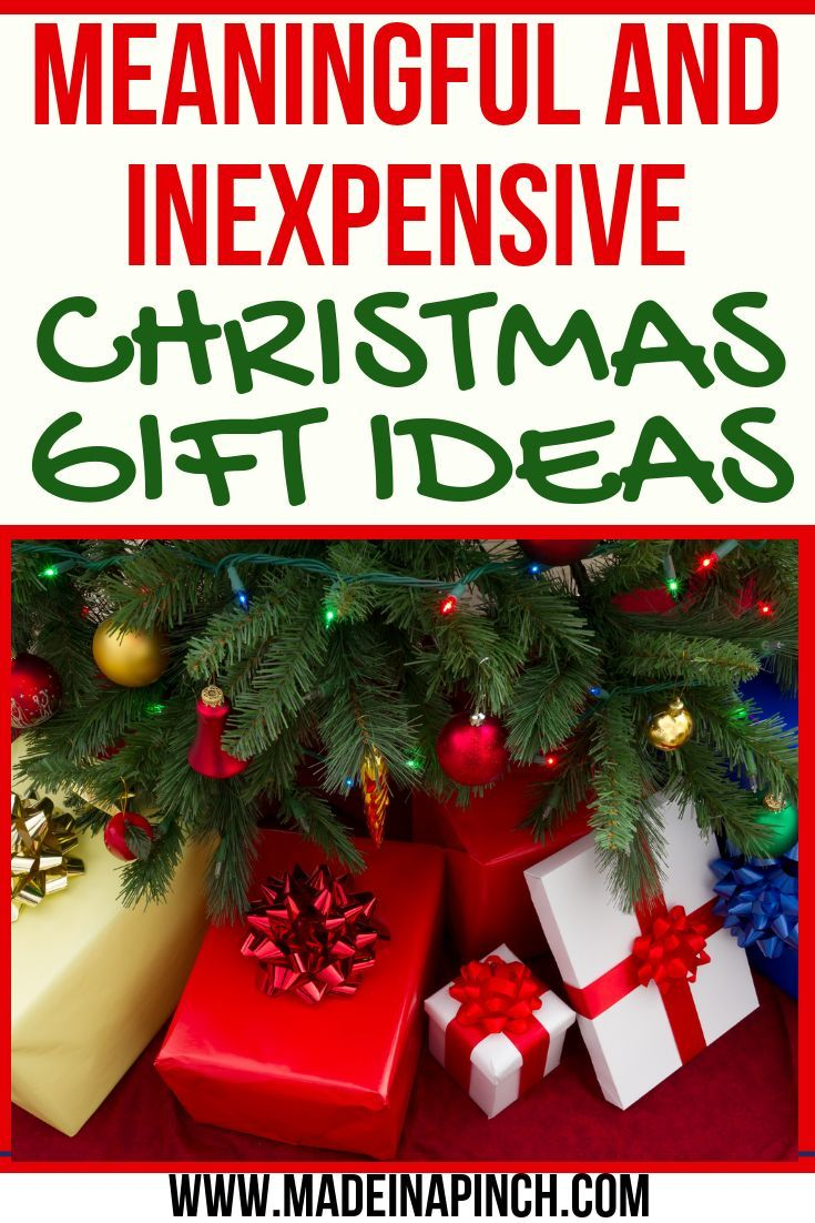 10 Meaningful and Affordable Christmas Gift Ideas | Surviving ...