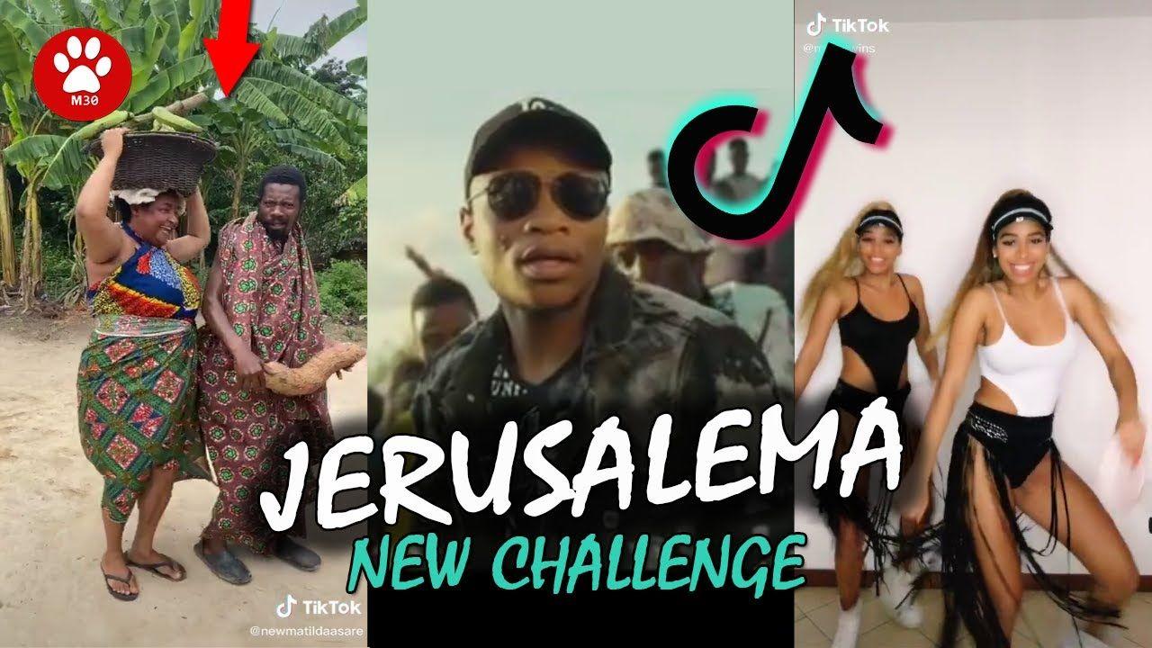 Master Kg Jerusalema Best Challenge Dance New Challenge Dance Jerusal Fun Challenges Challenges Dance