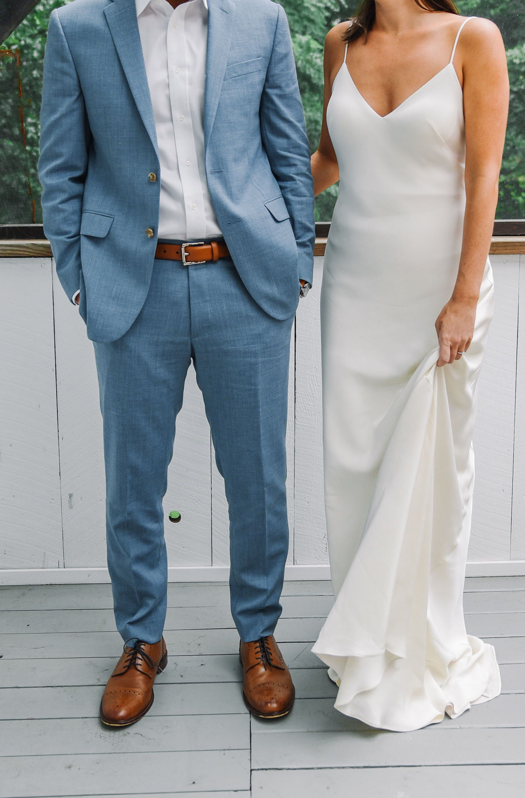 Simply Stunning Bride The Celine Slip Bridal Gown In 100 Silk 4