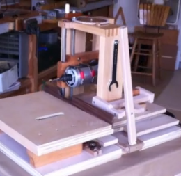 Horizontal Boring Machine | Router Jigs | Pinterest ...
