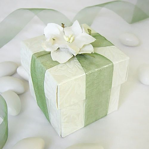 Wedding Cake Wrapping Ideas