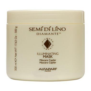 Alfaparf Semi Di Lino Diamante Illuminating Mascara Confere Brilho