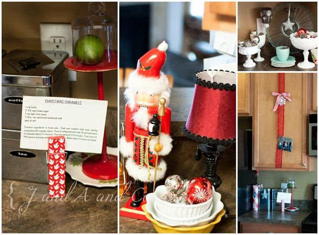 J & A and Co.: Our home for the holidays {Part two}