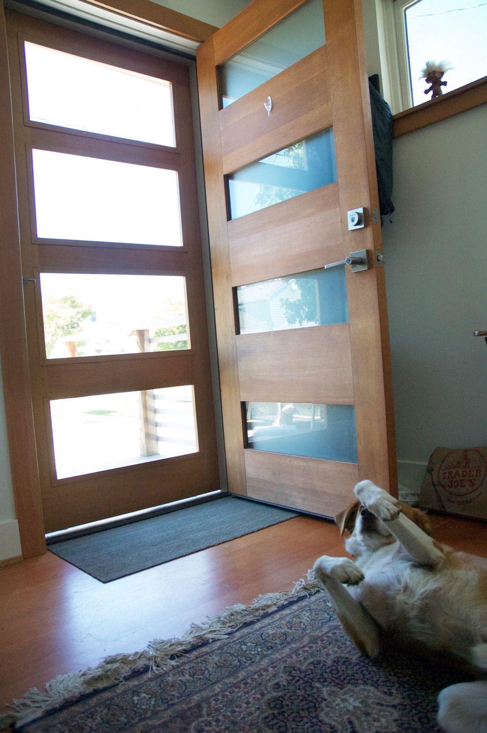 Modern Screen Door Modern Exterior Doors Modern Front Door