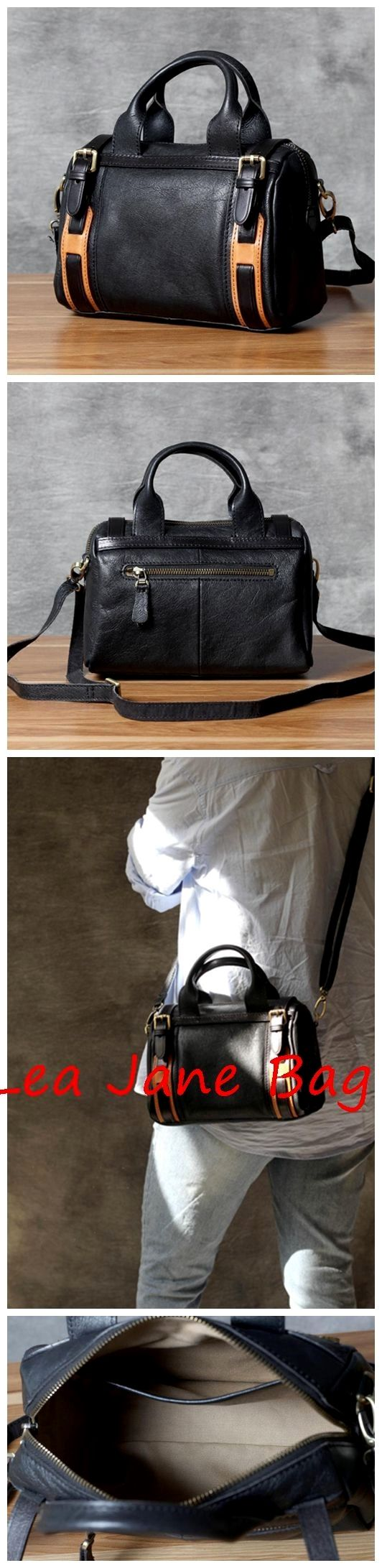 Handmade Genuine Leather Womens Fashion Tote Handbag Shoulder Bag  brand  new 201f8 1ce9b Genuine Leather Tote Bag,Crossbody Shoulder Bag, Handmade  Bag OAK ... 293b6f5e50